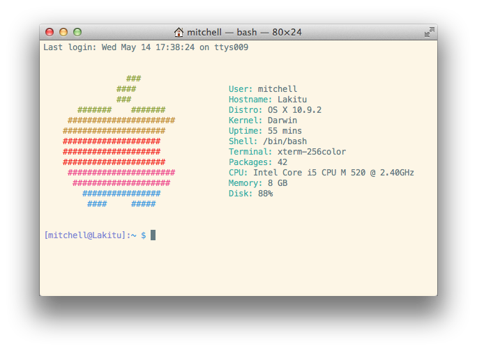 Eight Terminal Utilities Every OS X Command Line User Should